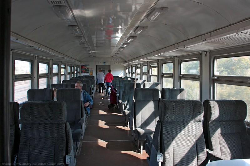 Электропоезд ЭД4МК-0028.