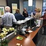 September 27, 2018 - Mixer at Block Advisors