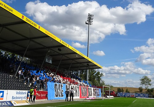 SG Sonnenhof Großaspach 0:0 F.C. Hansa Rostock