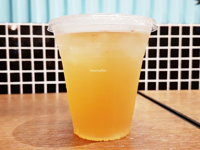 Iced Mint Tea