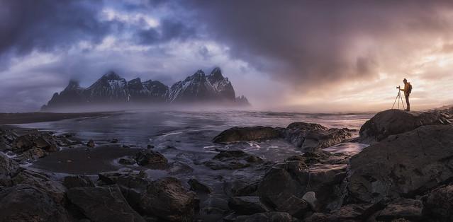 PA04 PA09 03- Juliocastro (Islandia) - Paraiso en Islandia - Tomada en Stokksness, Islandia el 25-03-2018