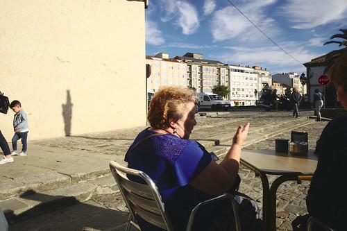 Friday afternoon #padron #galicia #spain #t3mujinpack