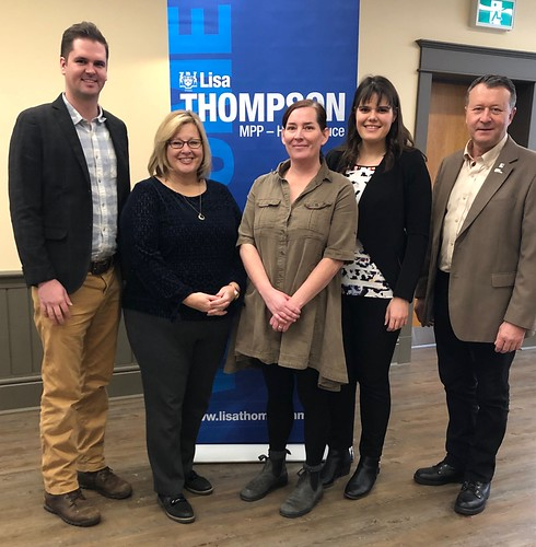 RED Announcement Huron County