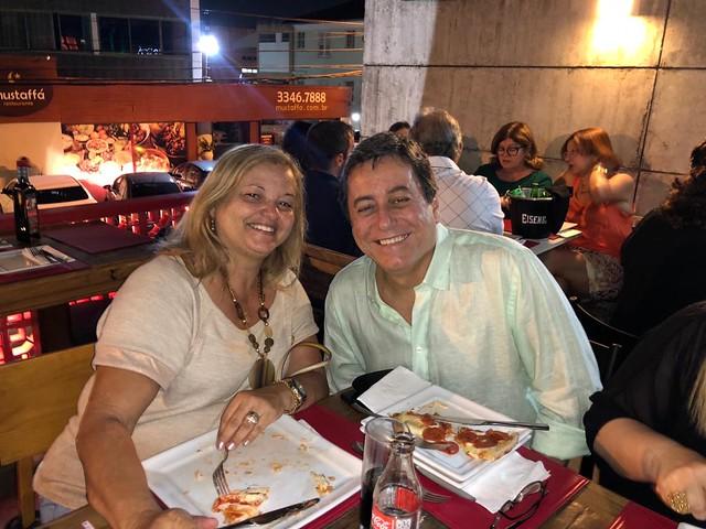 Flashes: Pizza e Solidariedade