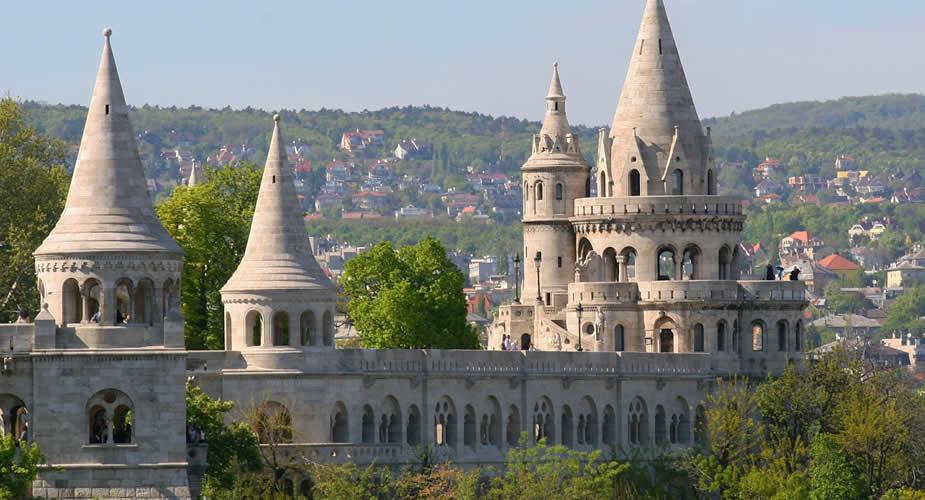 De leukste wijken van Boedapest, Vissersbastion in Buda | Mooistestedentrips.nl