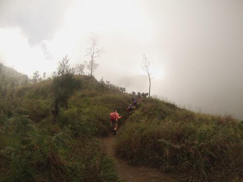 Mount Rinjani kokemuksia