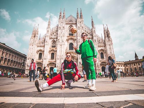 Italian soccer dream