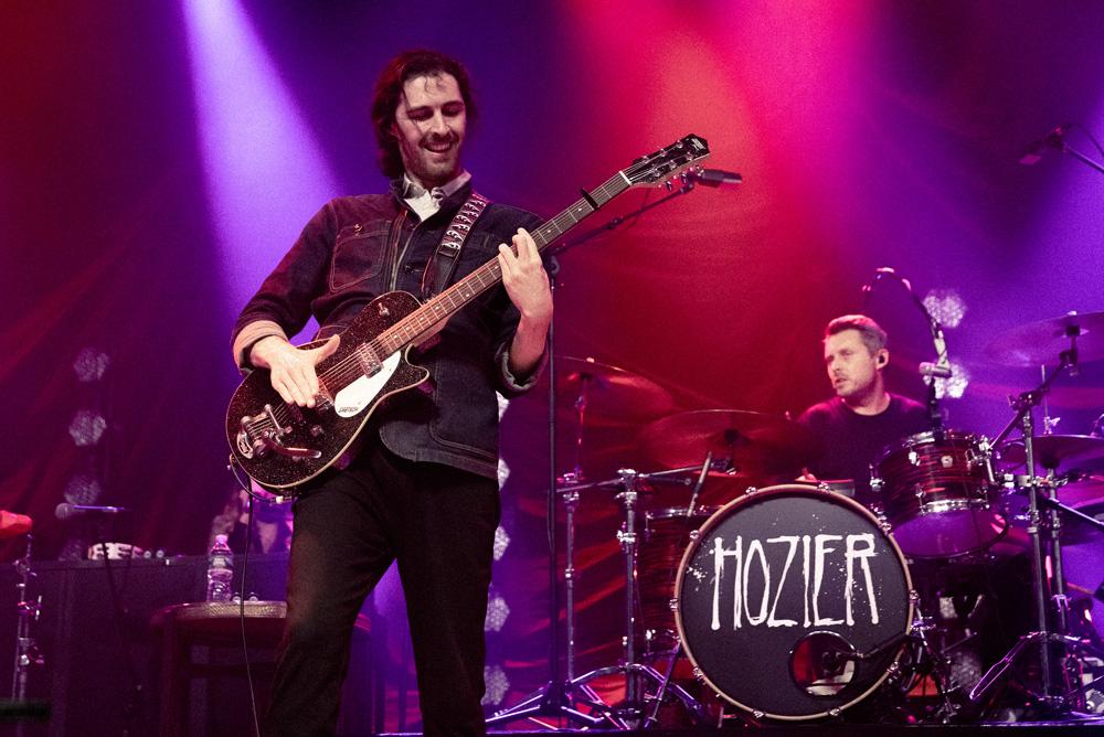 Hozier w/ Hudson Taylor @ The Fillmore, Philadelphia