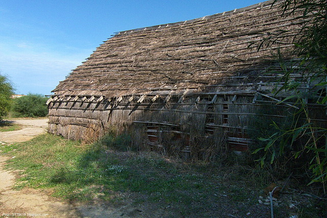 alte Fischerhütte