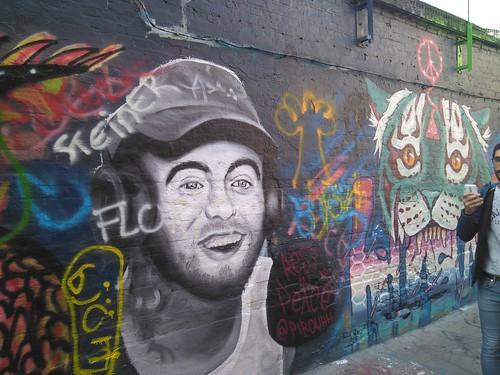 Callejón de los Graffiti