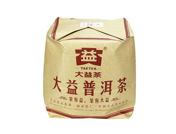2018 DaYi 7692 Cake 357g Puerh Shou Cha Raw Tea