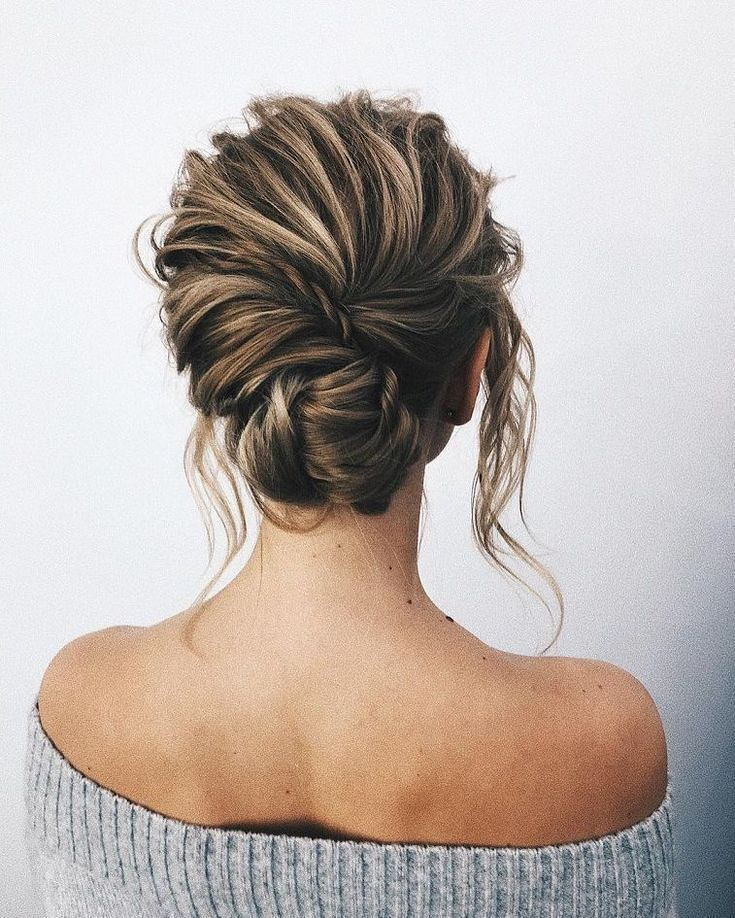 Trendy Hair Highlights : Whether a classic chignon, textured updo or a chic wedding updo with a beautiful...