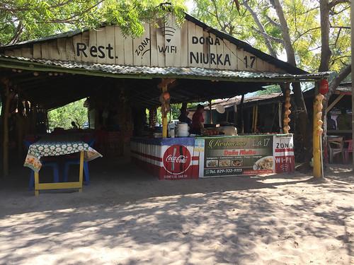 Restaurant Doña Niurka - Playa La Ensenada