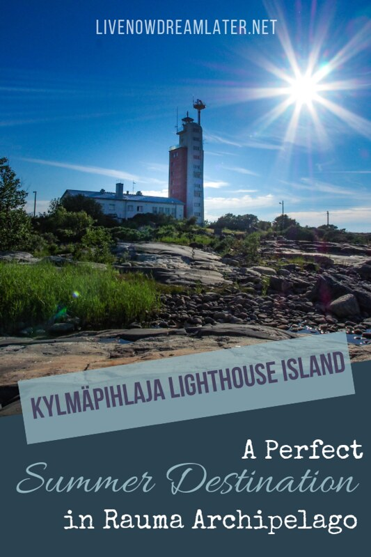 Are you interested in travel in Finland? Don't get stuck with Helsinki and Lapland. Rauma Archipelago is a stunning summer destination. One of its treasures, Kylmäpihlaja Island with its lighthouse hotel, belongs to Bothnian Sea National Park and offer a front seat to the most stunning sunsets in Finland!