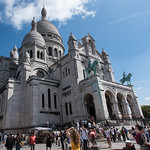 30/10/2018 - PDI. League 2. Open. Sacre Coeur, Montmartre, Paris by John J Fogarty