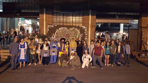 2018-10-27 Halloween Celebration