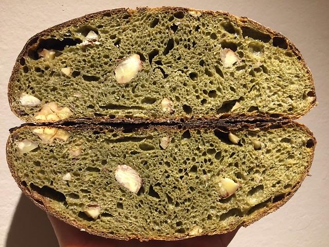 Matcha / Chestnuts (渋皮煮)