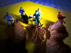 Busy Little Workmen