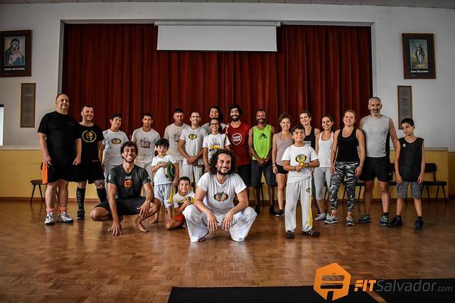 Bootcamp Capoeira Gingarte