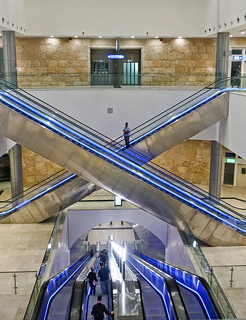 Opening day of the Jerusalem-Tel Aviv HS Train