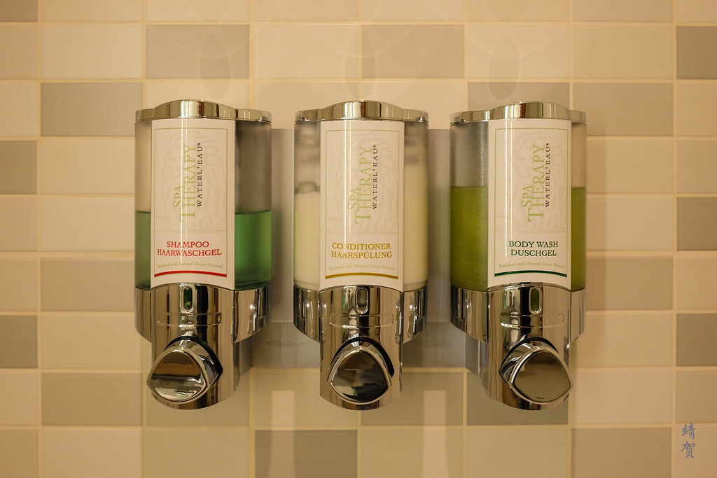 Wall mounted amenities