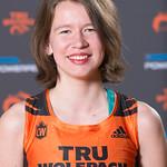 Erica Johnson, WolfPack Cross Country Running