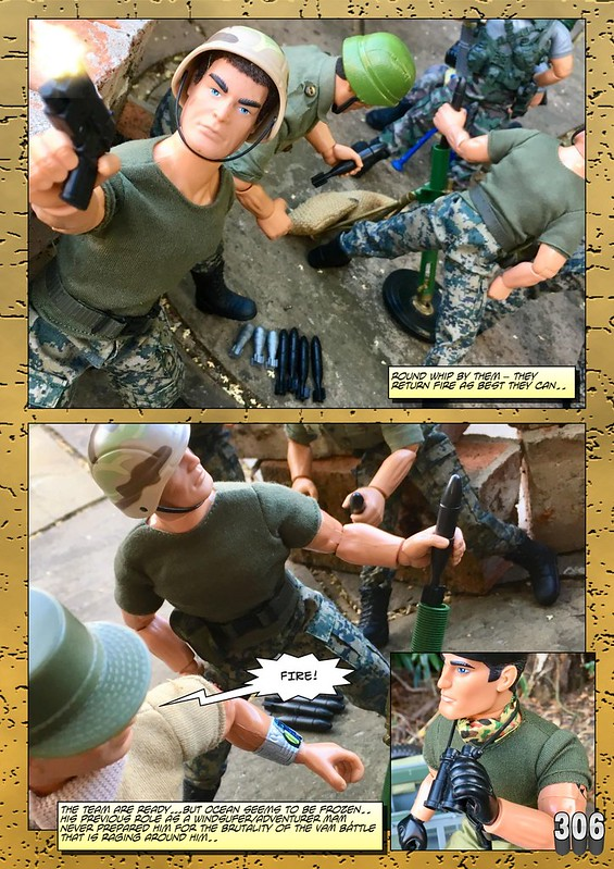 BAM2272 Presents - An Old Face Returns! Chapter Eighteen - The Munrovians Prepare their defences - Part Two 45056193974_4fd158cb2e_c