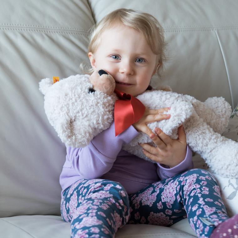 Steiff Lily teddybear 5