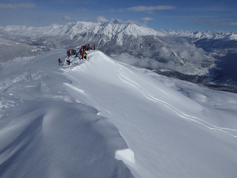 Skitour 18.01.15