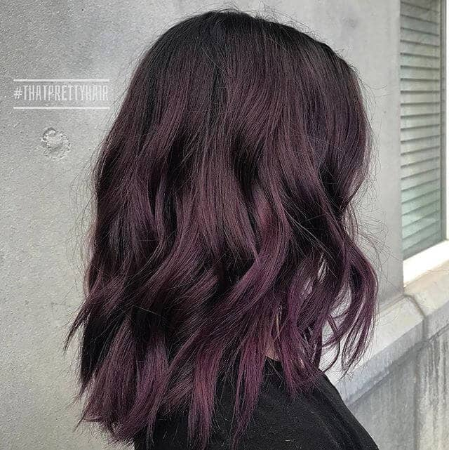 best burgundy hair dye to Rock this Fall 2019 3