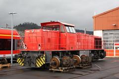 Baureihe 275 - MaK G 1206 BB