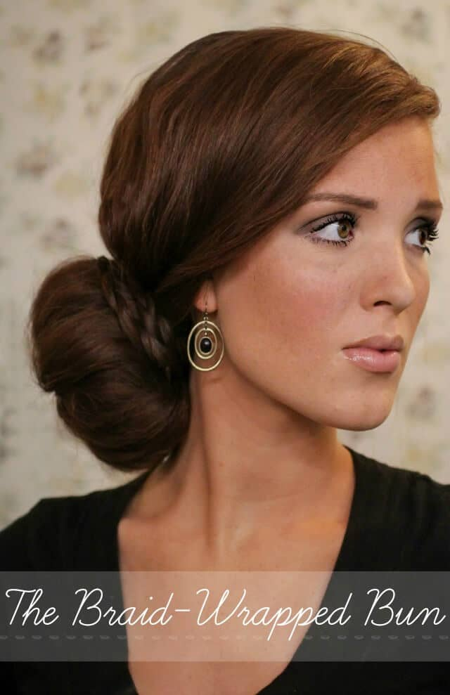 Best Adorable Bun Hairstyles 2019-Inspirations That 3