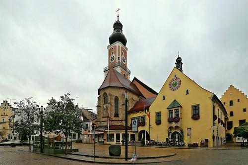 Cham Marktplatz