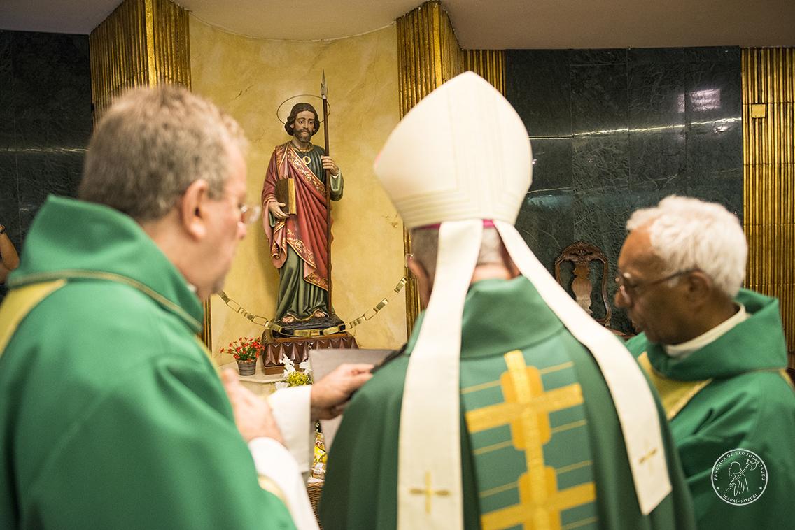 21/10/2018 - 3º Dia da Novena de São Judas Tadeu