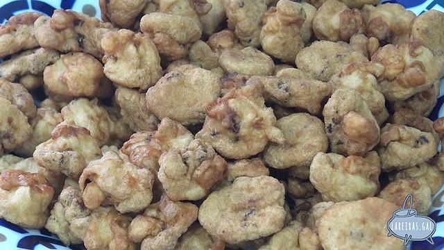 Fritos - Chulas de ternera