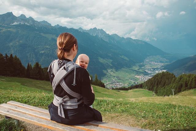Tyrolean Alps by Anton Veselov | TinyBlackBird.com