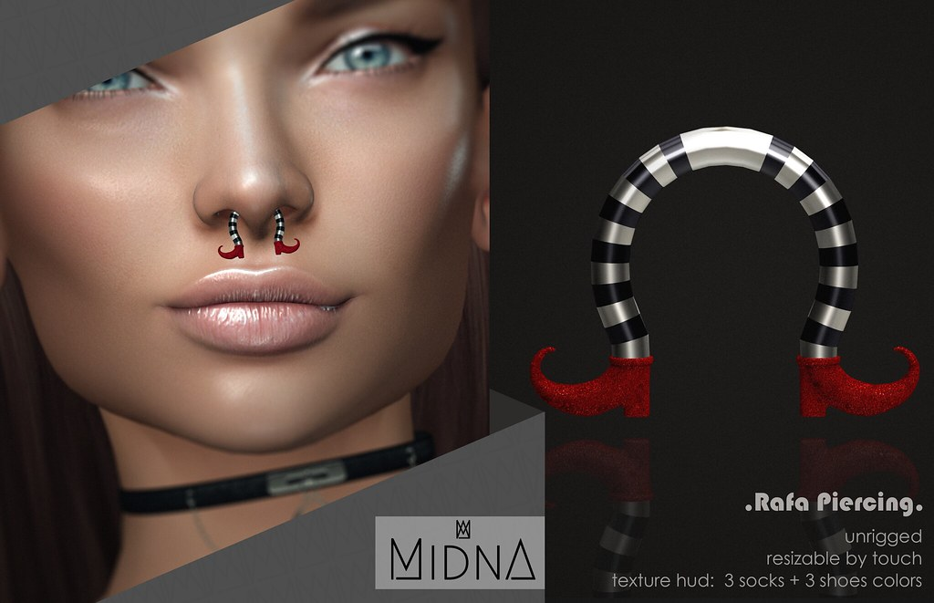 Midna - Rafa Piercing - GIFT - TeleportHub.com Live!