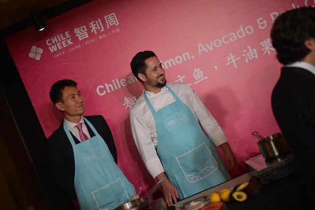 #ChileWeek China 2018- Cooking Show