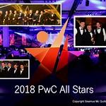 PwC All Stars 2018