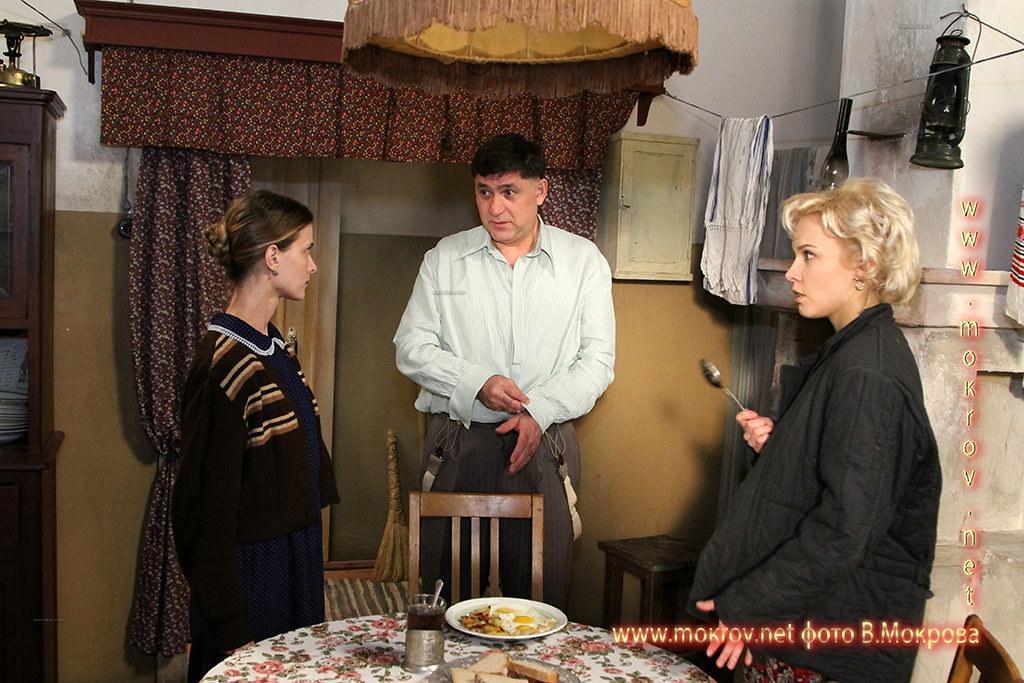 Актеры телесериал Декабристка