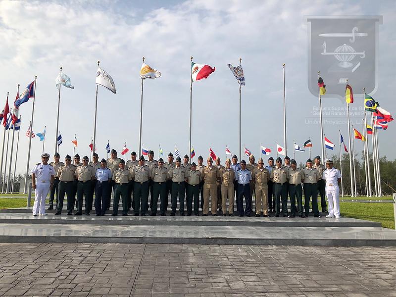 Prácticas Geoestratégicas Internacionales 2018