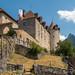 Château de Gruyères. Suiza