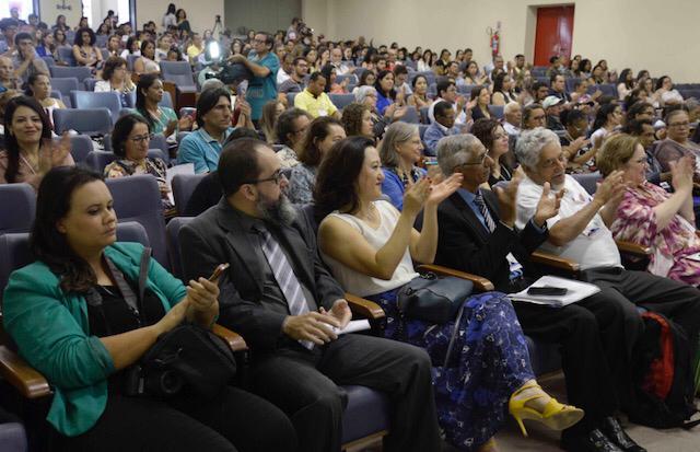 1º. Seminário do Sudoeste Baiano sobre o Amianto em Vitória da Conquista, em 27/9/2018.