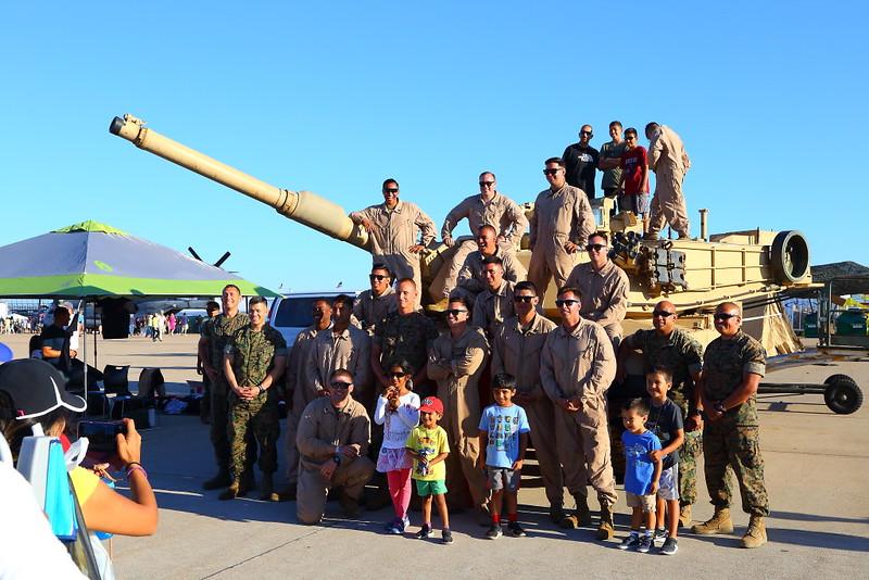 IMG_4728 M1A1 Abrams