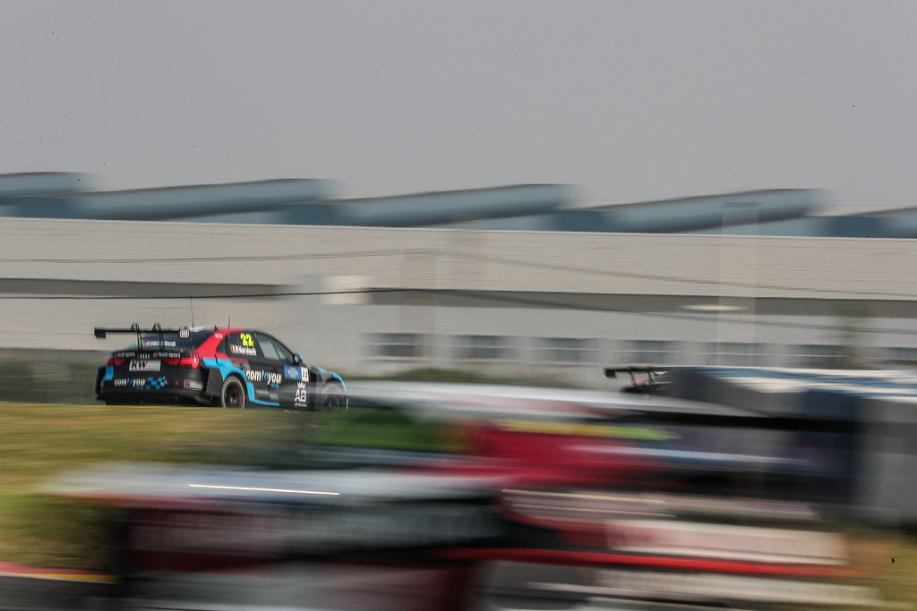 22 VERVISCH Frederic, (bel), Audi RS3 LMS TCR team Comtoyou Racing, action during the 2018 FIA WTCR World Touring Car cup of China, at Ningbo  from September 28 to 30 - Photo Marc de Mattia / DPPI