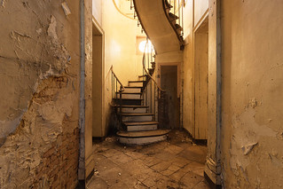 Decay's stair.