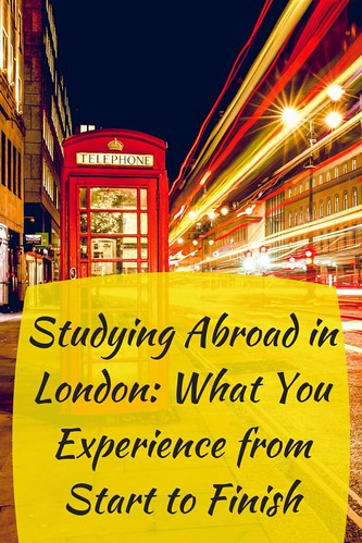 Studying Abroad in London: What You Experience from Start to Finish