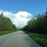 1. Oktoober 2018 - 11:55 - on the road again - Rendsburg ----Flensburg