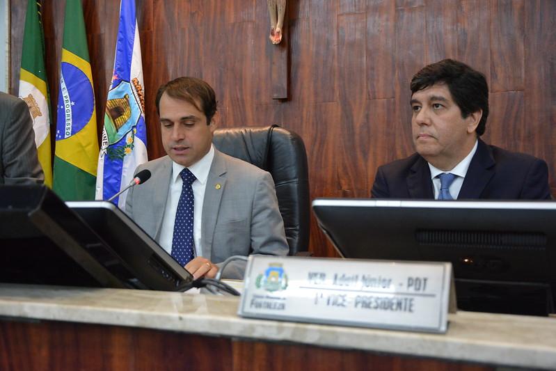 Representante do Instituto de Ciências Médicas Paulo Marcelo Rodrigues (ICM)