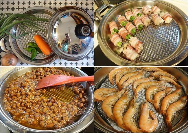 《鍋具》SILGA油脂分離鍋~高溫燒烤讓食物外酥內嫩不油膩,享受原汁原味少油多健康!義大利鍋具/燒烤專用鍋/適用電磁爐!